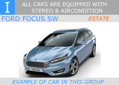 estate car rental malaga - large boot car hire malaga airport - ford focus sw rental malaga